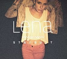 Stardust (Lena Meyer-Landrut song) - Wikipedia, the free encyclopedia