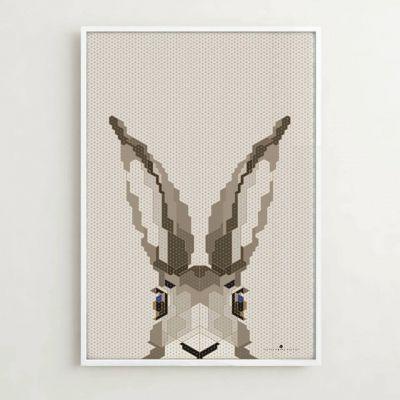 Mr.+Rabbit,+grafika+No.+B001 // After+Hours+Design
