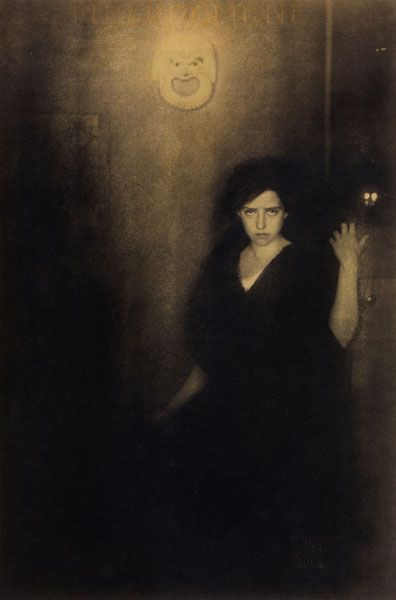 Edward Steichen (1879–1973) was an American photographer, painter, and exhibition curator. He was the most frequently featured photographer in Alfred Stieglitz' magazine Camera Work from 1903 to 1917. From 1923 to 1938, he was a photographer for Vogue and Vanity Fair. After World War II, Steichen was Director of the Department of Photography at New York's Museum of Modern Art until 1962. While at MoMA, he curated the exhibit The Family of Man, which was seen by nine million people…