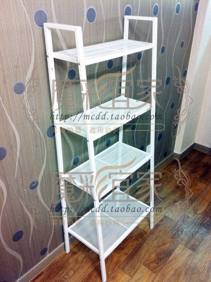Le Boge стеллажи для хранения стеллаж для хранения полка микроволновая печь полка шкафа мульти цветок IKEA Shopping - Taobao