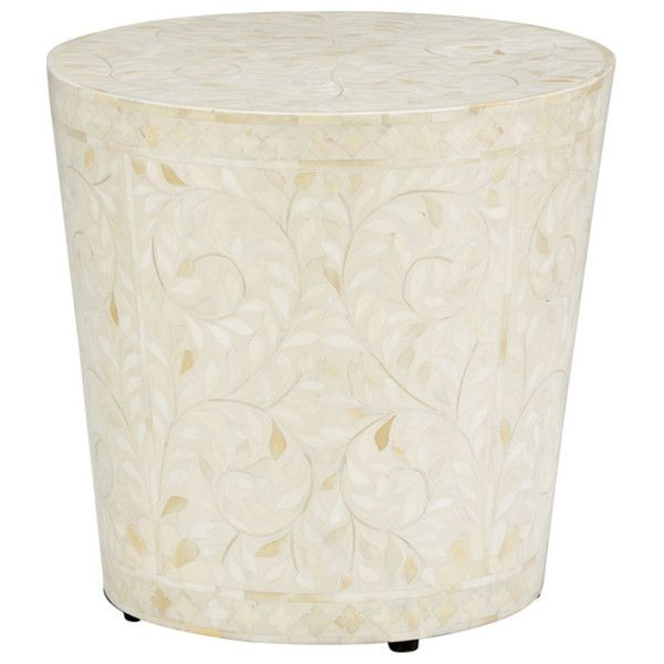 Chelsea House Drum Side Table