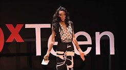 My story is painted on my body   Chantelle Brown-Young   TEDxTeen - YouTube