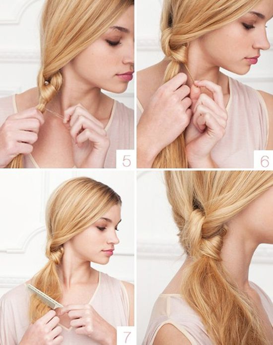 Cool 17 Best Images About Cute Hair Styles On Pinterest Cute Simple Short Hairstyles Gunalazisus