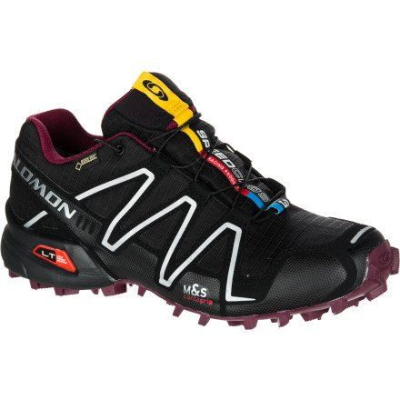 Midsole: injection-molded EVA, Lightweight Muscle chassis Closure: Quick  Lace Support Type · Trail Running ...