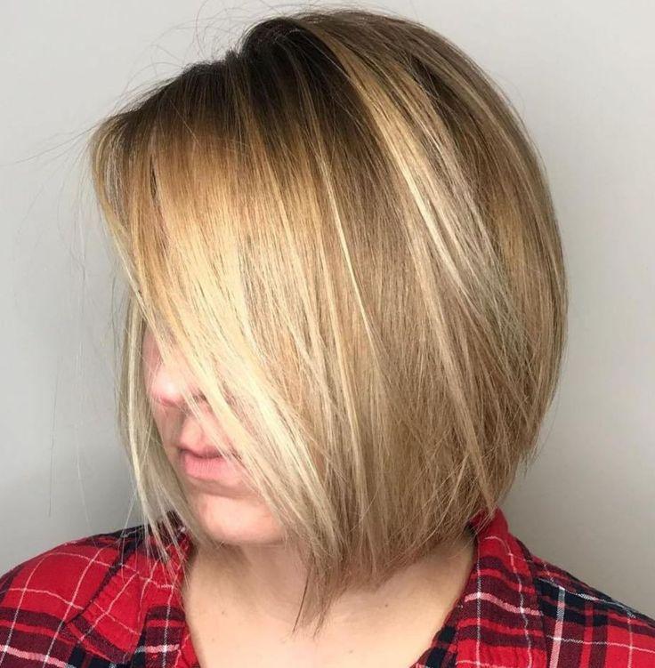 60 best bob hairstyles for 2019 cute medium bob haircuts - 736×751