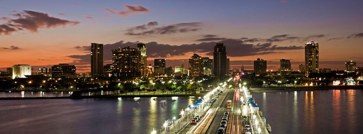 Why not spend your Friday night enjoying the Downtown St. Pete nightlife? Stay the weekend at Alden Suites to avoid traffic and driving in! #TGIF