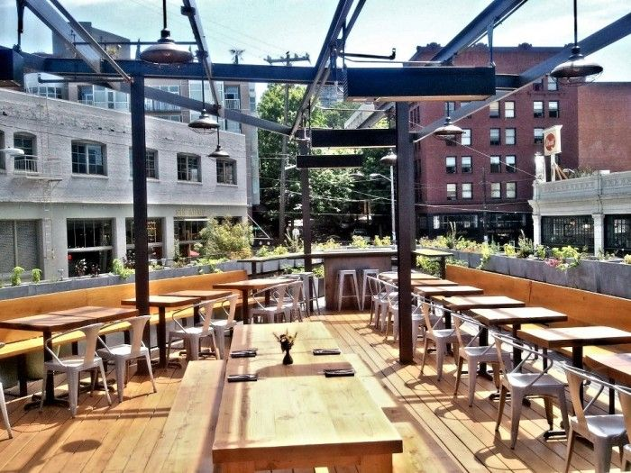 Marvelous Great Spots For Outdoor Dining And Drinking In Seattle, Summer 2017 |  Restaurant Bar, Patio And Seattle