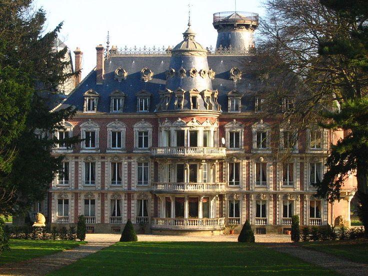 Chateau d'Etretat - France