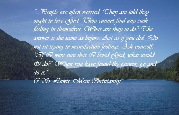 C.S. Lewis Faith
