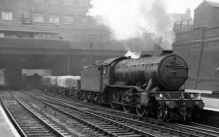 BR (LNER) K3 class 2-6-0