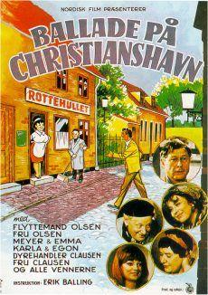 Ballade på Christianshavn (1971). om livet i huset på Christianshavn.