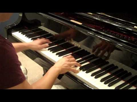 Linus and Lucy piano Peanuts theme song Vince Guaraldi