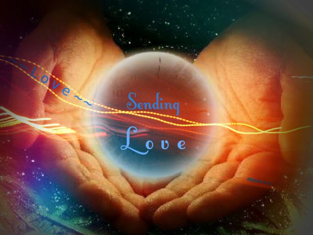 LOVE is always there to comfort, teach, and guide you, but its up to you to make the choice to open up yourself to the infinite flow of LOVE  <3
