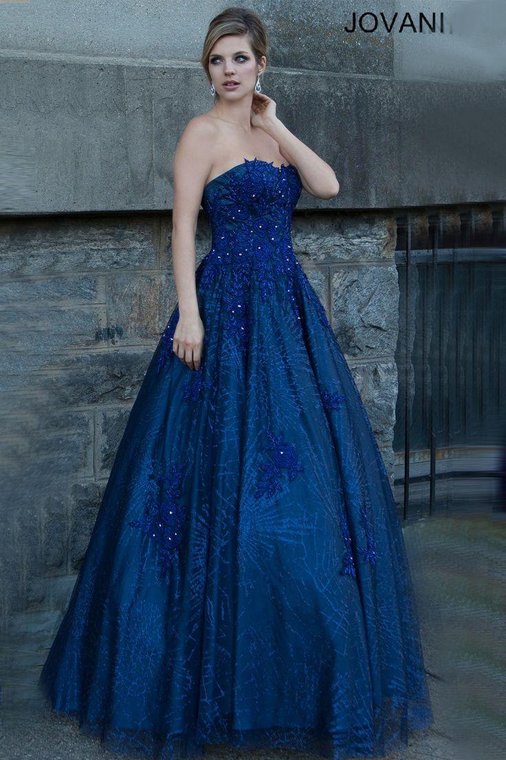 Evening dress jovani evenings