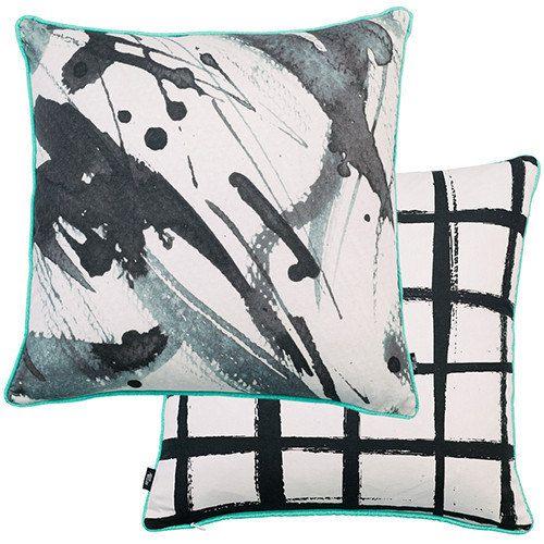 Midnight Flow Cushion by MelbourneHomewares on Etsy
