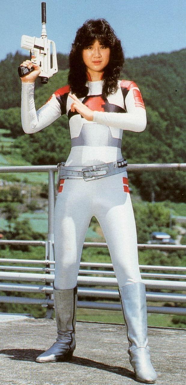 Lily — Space Sheriff Sharivan #japan #sentai