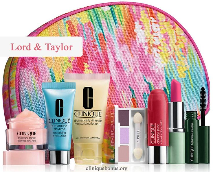 lord and taylor clinique bonus