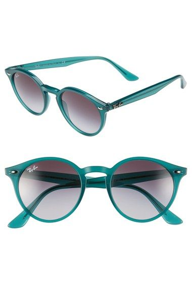 Ray-Ban 49mm Retro Sunglasses available at #Nordstrom