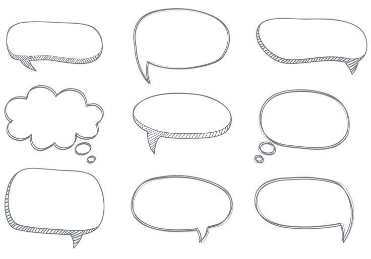 free-sketchy-dialogue-bubbles-vector.png (1400×980)