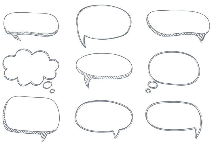 free-sketchy-dialogue-bubbles-vector.png (1400×980)