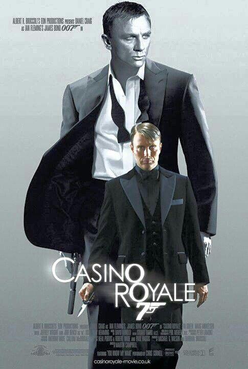 James bond casino royale izle vk