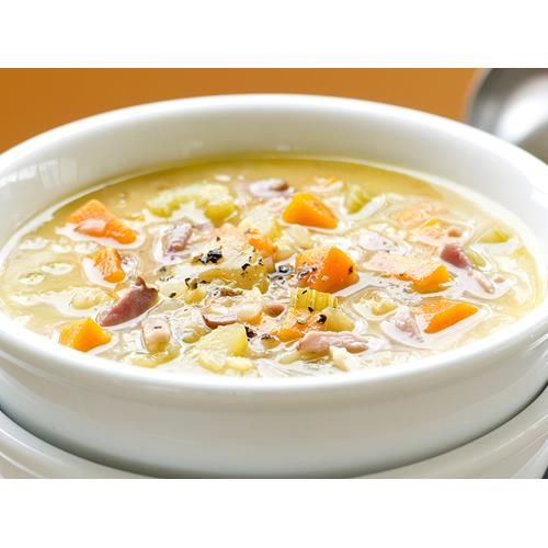 Hearty bacon, lentil and vegetable soup recipe - By Australian Women's Weekly