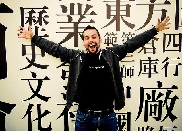 Maurizio Bongiovanni  http://www.flickr.com/photos/mauriziobongiovanni/    #accorgitene #mauriziobongiovanni #t-shirt