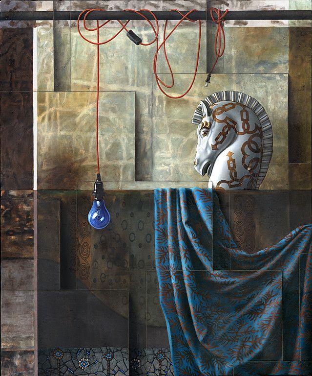 Sergio Cerchi - The Blue Lamp