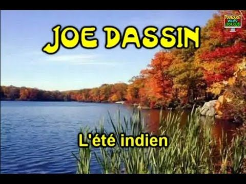 Learn French with - Joe Dassin - L'été indien