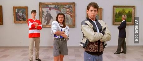 Ferris Bueller took his day off exactly 30 years ago today.