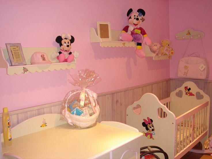 Decoraci n habitaci n infantil parte 4 laboutiquedelarte - Habitacion infantil de nina ...
