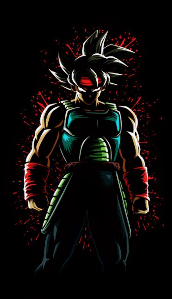 Bardock Dragon Ball Z Dragon Ball Dragonball Anime Manga Figuren