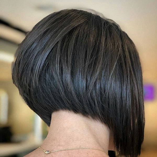 16++ Bob hairstyles for thick hair ideas