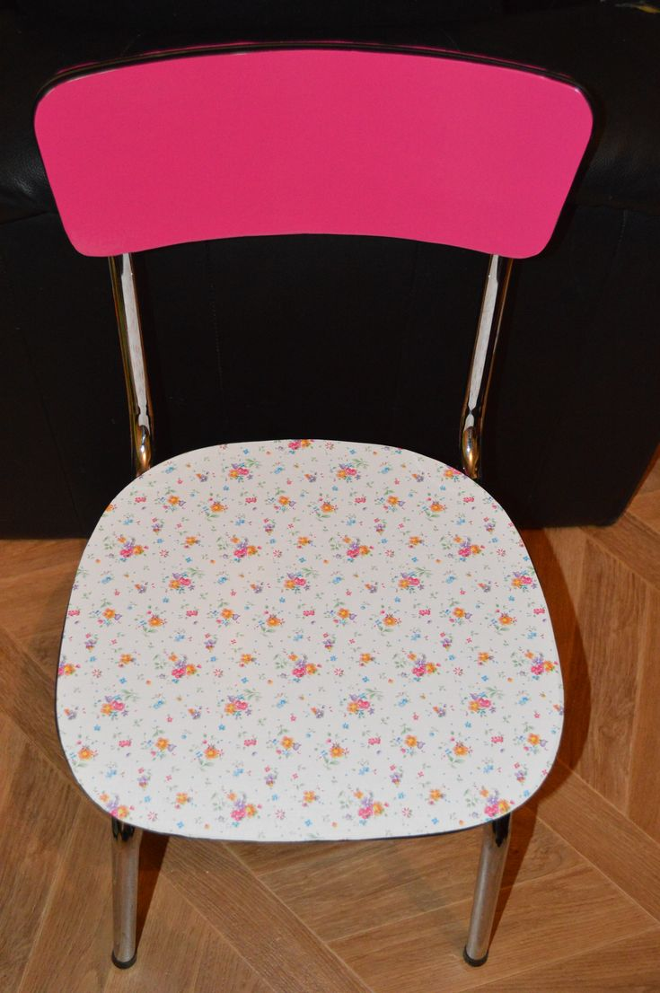Best 20 chaise formica ideas on pinterest table formica table en formica - Customiser une chaise ...