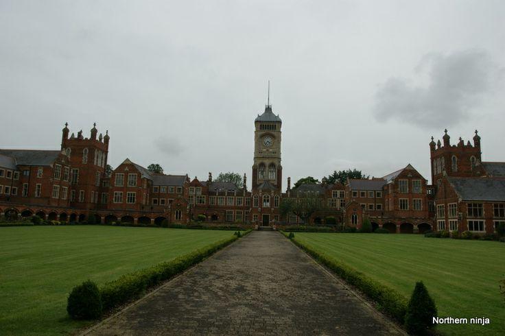 Royal Masonic School for Boys - where Dad went