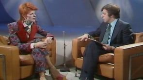 Bowie on Russell Harty, 1973.