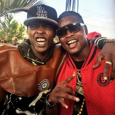 Pallaso's upcoming TWATOBA concert is reportedly getting a lot of attention from Promoters and Dr. Jose Chameleone is one of them