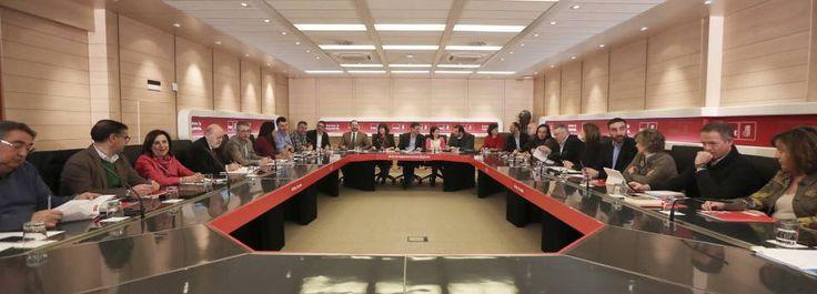 La lenta descapitalización del PSOE