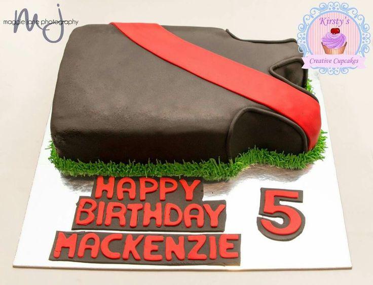 AFL cake