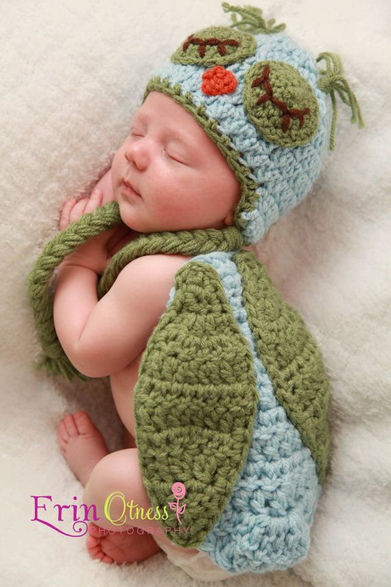 baby owl crochet hat and outfit