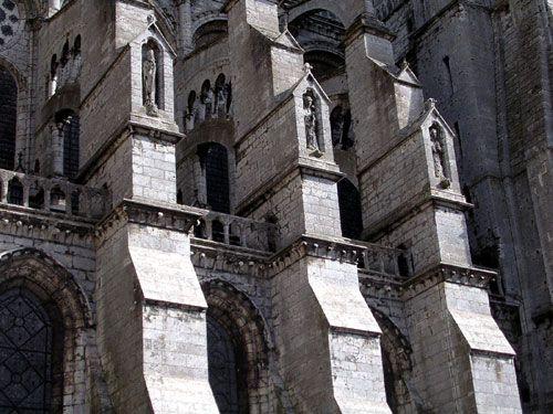 Indiana Atlanta Cathedrals Romanesque Paris France Gothic Architecture