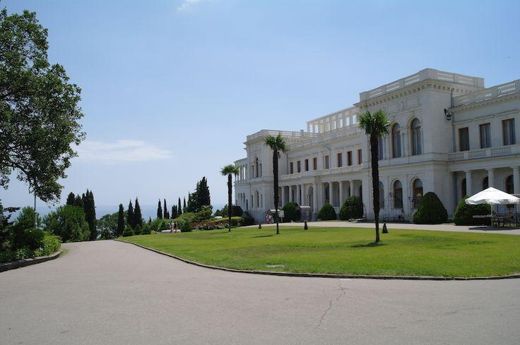 #Ливадийский #дворец