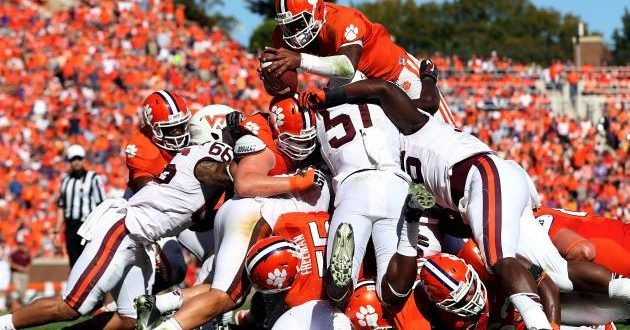 Watch NC State vs Clemson Live College Football Game