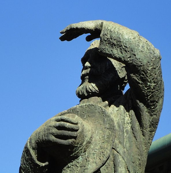 Piet Retief-standbeeld. This day in History: Nov 12, 1780 - Voortrekker leader, Piet Retief is born http://dingeengoete.blogspot.com/