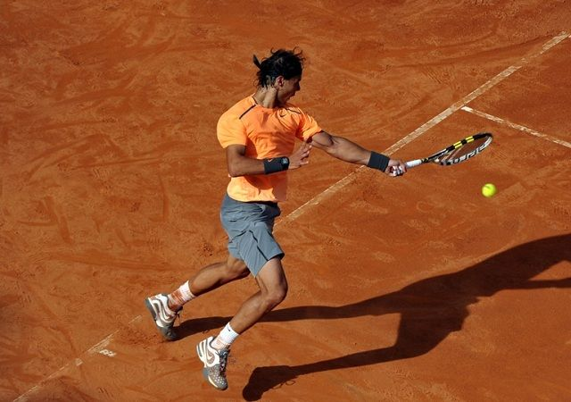 Following an opening round victory in his 800th match, world No. 1 Rafael Nadal will now continue his campaign in the inaugural Rio Open against fellow countryman Albert Montanes. This marks the third time these two will meet on the professional circuit, with Nadal leading the head-to-head series 2-0.