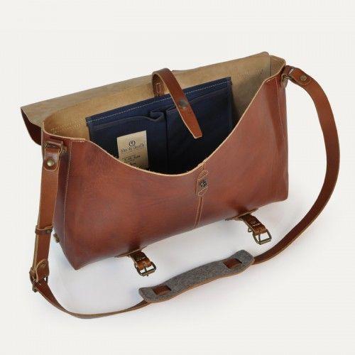 SAC PLOMBIER JULES  PAIN BRULE PATINE A LA MAIN: Leather Satchel, Shoulder Bags, Gifts Bags, Messenger Bags, Vintage Bag, Accessories, Bags Bags, Sac Plombier, Leather Bags