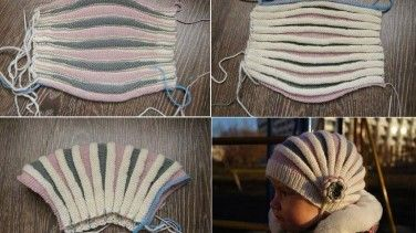 Strik Beanie Girls Making