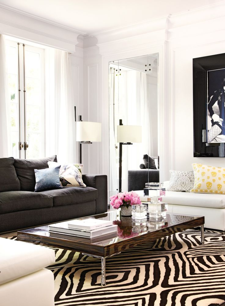 224 best images about decorating with animal prints on for Living room zebra design