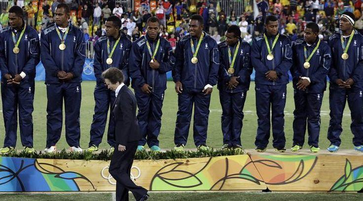 Rio 2016 Olympics: Fiji celebrates 1st-ever Olympic gold medal ...