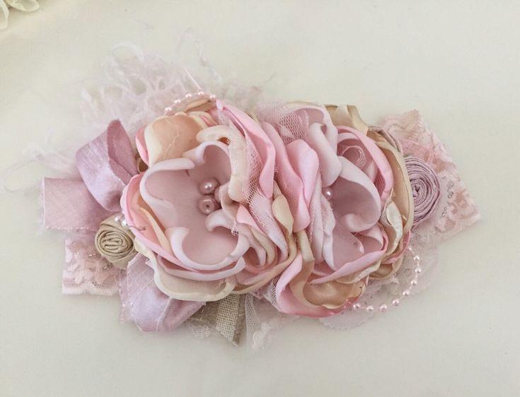 Baby girl Headband-Baby Headband-flower girl Headband-Toddler Headbands-Dollcake Headbands-Girls 1st Birthday by AvryCoutureCreations on Etsy https://www.etsy.com/listing/202316360/baby-girl-headband-baby-headband-flower